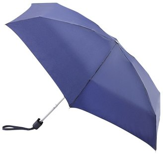 Fulton Tiny 1 Folding Umbrella, Blue