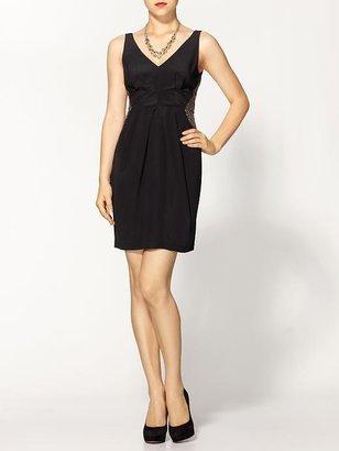 Juicy Couture Greylin Sammy Silk Sequined Dress