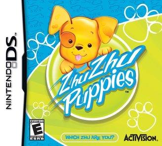 Nintendo Activision Publishing Zhu Zhu Puppies DS)