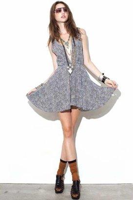 For Love & Lemons Little Lover Dress in Polka Dot $199 thestylecure.com