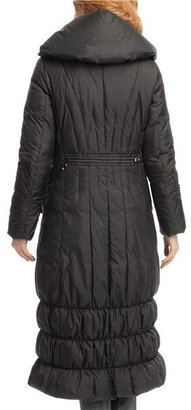 Cole Haan Outerwear Classic Long Down Coat (For Women)