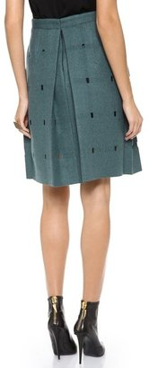 Calvin Klein Collection Storrie Skirt
