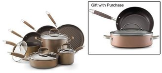 Anolon 11-pc. Cookware Set with Bonus 3-pc. Nonstick Cookware Set