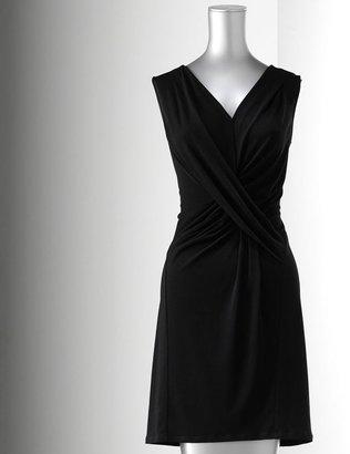 Vera Wang Simply vera simply separates crisscross crepe sheath dress