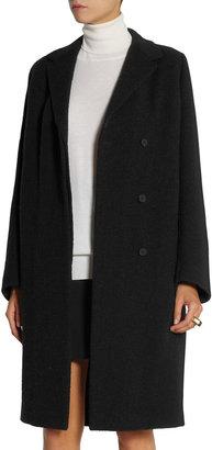 Calvin Klein Collection Textured wool-blend coat
