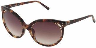 Linda Farrow cat eye sunglasses