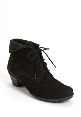 Gabor Lace-Up Bootie