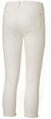 S&P by Standards and Practices Skinny Denim Capris