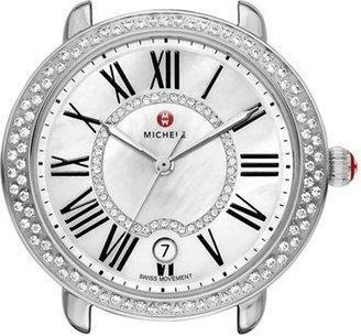 Women's Michele Serein 16 Diamond Watch Case, 34Mm X 36Mm $1,895 thestylecure.com
