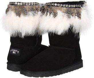 Gypsy SOULE Johnny Boot (Black) - Footwear