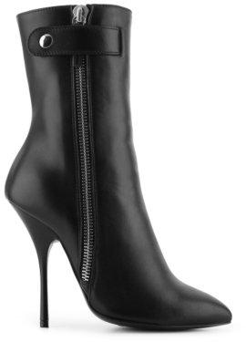 Giuseppe Zanotti Leather Zipper Boot