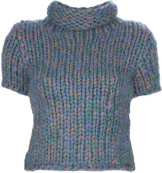 Chanel short sleeved jumper