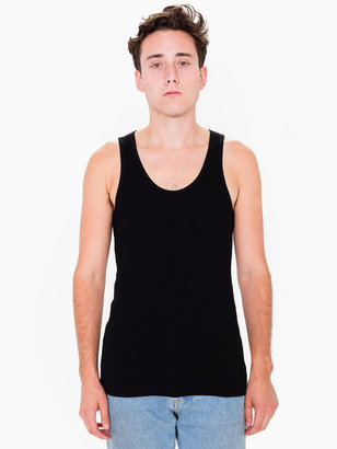American Apparel Rib Tank Top