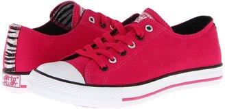 Gotta Flurt Twisty Zoo (Hot Pink) - Footwear