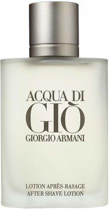 Giorgio Armani Acqua Di Gio Pour Homme After Shave Lotion