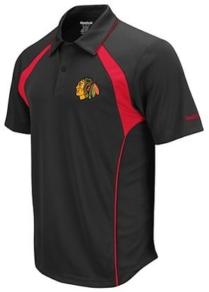 Reebok NHL Polo - Chicago Blackhawks