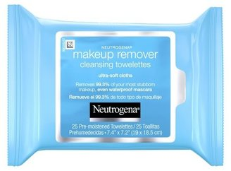 Neutrogena® Makeup Remover Cleansing Towelettes Refill Pack -25 Ct $4.49 thestylecure.com