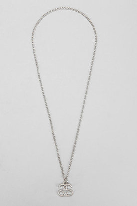 Stussy Double S Necklace