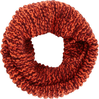 Hat Attack Double-Loop Scarf