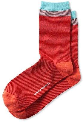 Banana Republic Striped Trouser Sock