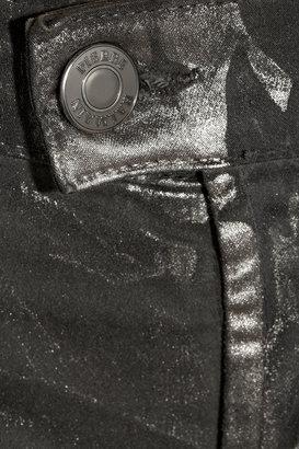 Balmain Pierre Low-rise skinny jeans