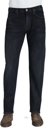 Citizens of Humanity Sid Classic Straight-Fit Jeans in Troy