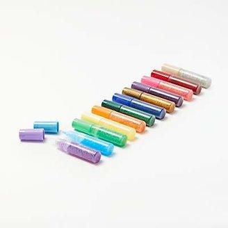 John Lewis & Partners 12 Glitter Glues