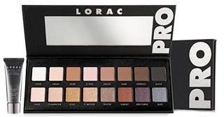 LORAC PRO Palette With Mini Eye Primer $44 thestylecure.com