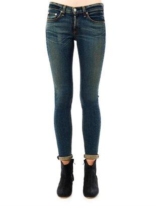 Rag and Bone Rag & Bone The Skinny mid-rise skinny jeans