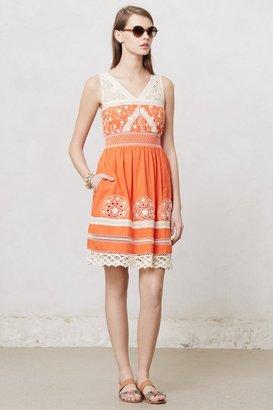 Anthropologie Aniko Lace Dress
