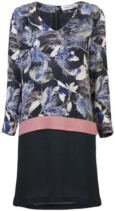 Megan Park Two-tone dress