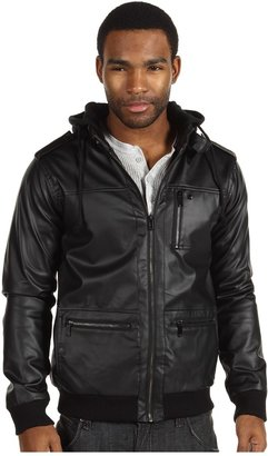 KR3W Wallace 2 Jacket (Black) - Apparel