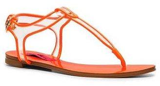Betsey Johnson Torii Flat Sandal