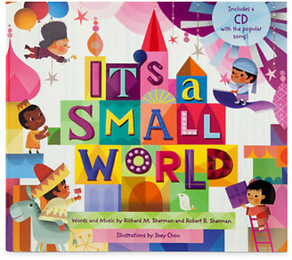 Disney ''it's a small world'' Storybook and CD Set