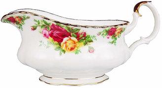Royal Albert Old Country Roses 19 oz. Gravy Boat