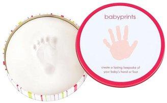 Pearhead Babyprints Tin - Girls
