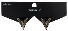 Topman Eagle Collar Tips