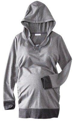Liz Lange for Target® Maternity Long-Sleeve Hooded Sweatshirt - Assorted Colors