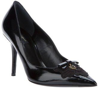Dolce & Gabbana pointed court shoe