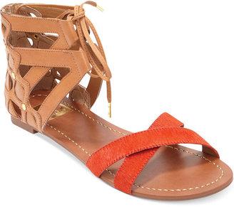 Dolce Vita Fuji Two-Piece Flat Sandals