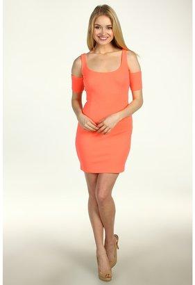 BB Dakota Mayer Dress (Neon) - Apparel