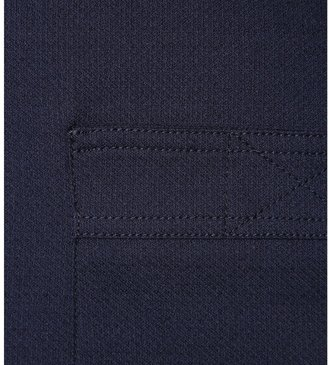 Victoria Beckham Denim Stretch-cotton pinafore