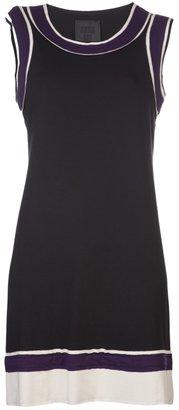 Anna Sui colorblock dress