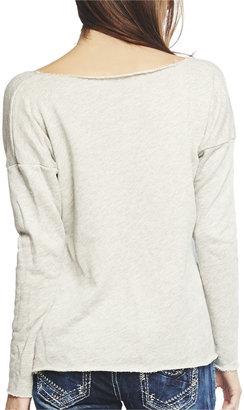 Wet Seal Tribal Calendar Sweatshirt