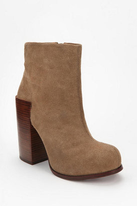 Jeffrey Campbell Ramble Suede Ankle Boot