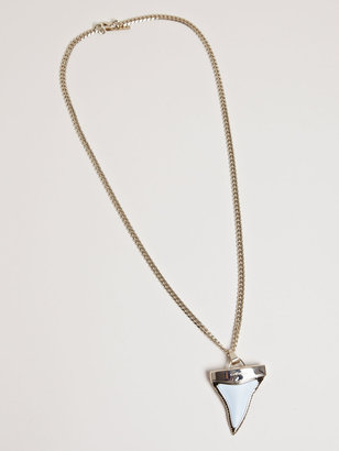 Givenchy Women's Large Shark Tooth Necklace