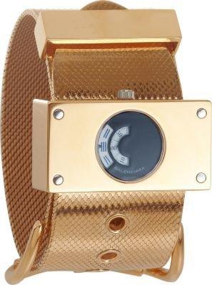Balenciaga Montre Acier Rose Gold Watch