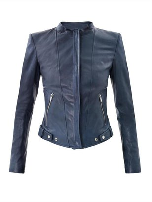 Theyskens' Theory Nomi Janner leather jacket