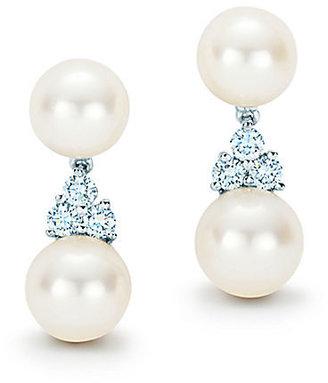 Tiffany & Co. Aria:Drop Earrings