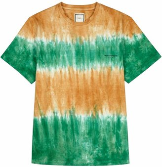 Wooyoungmi Tie-dyed Cotton T-shirt